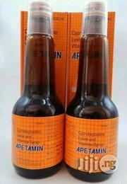 Apetamin Syrup (2 Bottles) | Vitamins & Supplements for sale in Abuja (FCT) State, Jabi