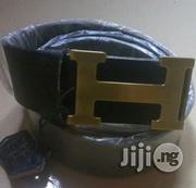 Hermes Belt Original | Clothing Accessories for sale in Lagos State, Surulere