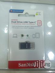 Sandisk Otg Flash Drive For Type C 32GB 2.0 | Computer Accessories  for sale in Lagos State, Ikeja