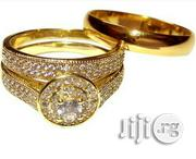 Romanian Gold Wedding Ring | Wedding Wear for sale in Lagos State, Lagos Mainland