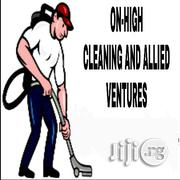 On-high Cleaning And Allied Ventures | Cleaning Services for sale in Lagos State, Ifako-Ijaiye