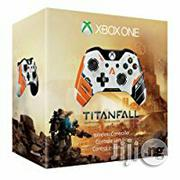 Xbox One Controller Wireless Titanfall Limited Edition | Video Game Consoles for sale in Lagos State, Ikeja