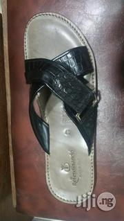 Italian Leather Slippers   Shoes for sale in Lagos State, Surulere