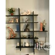 Storm Five Level Asymetric Wall Shelf (Reference: Fx166b)   Furniture for sale in Lagos State, Agege