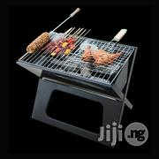 Portable Charcoal Barbecue Grill | Kitchen Appliances for sale in Lagos State