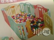 Lovely Kiddies Playground Fence Decorated With Colourful Balls | Toys for sale in Lagos State, Ikeja