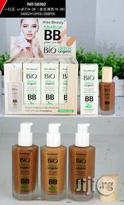 Kiss Beauty Bio Organic Foundation | Makeup for sale in Lagos State, Ojo