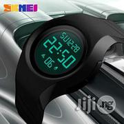 Skmei 1269 Unisex Digital Led Display Sports Watch | Watches for sale in Lagos State, Lagos Island