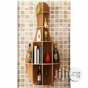 Floating Wine Rack/Book Shelf (Large) (Reference: Fx169cc)   Furniture for sale in Lagos State, Agege