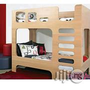 Habitual Double Bunk Bed With Two Mattresses | Furniture for sale in Lagos State, Lagos Island