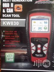 Konnwei KW830 Car Scanner | Vehicle Parts & Accessories for sale in Abuja (FCT) State, Gudu
