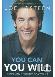 You Can, You Will: 8 Undeniable Qualitie Of A Winner | Books & Games for sale in Lagos State