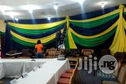 Hall, Indoor And Outdoor Events Decorations | Party, Catering & Event Services for sale in Abuja (FCT) State, Gwarinpa