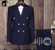 Double Breasted Suits For Men's Wedding Outfits   Wedding Wear for sale in Lagos State, Lagos Island