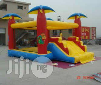 Availlable On Mendels Stores Kids Bouncing Castle
