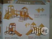 Wooden Kiddies Playground Toys For Sale | Toys for sale in Lagos State, Ikeja