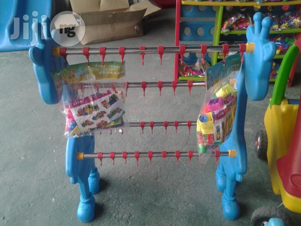 Rail Kids Toy Stand For Sale