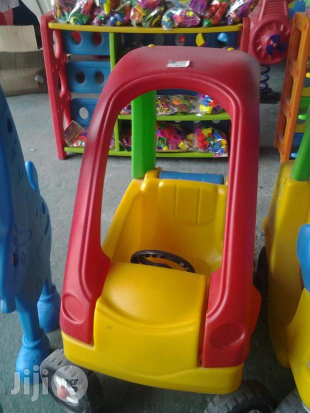 In Stock Kids Playground Toy Cars