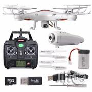 Drone With Camera and Video Recording Drones Upgraded Model Quadcopter | Photo & Video Cameras for sale in Abuja (FCT) State, Kubwa