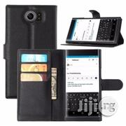 PU Leather Flip Case for Blackberry Priv | Accessories for Mobile Phones & Tablets for sale in Lagos State, Ikeja