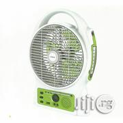 Rechargeable Table Fan With Radio(Ctl-Cf071-S) | Home Appliances for sale in Lagos State, Lagos Mainland