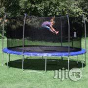 14 Feet Trampoline for Sale (Wholesale and Retail) | Sports Equipment for sale in Lagos State, Lagos Mainland