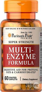 Super Strength Digestive Enzymes for Aiding Digestion Problems | Vitamins & Supplements for sale in Lagos State, Victoria Island