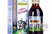 Original Hemani 125ml Black Seed Oil | Vitamins & Supplements for sale in Lagos State, Maryland