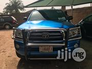 Toyota Tacoma 2009 Double Cab V6 Automatic Blue | Cars for sale in Ondo State, Akure