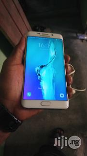 Samsung Galaxy S6 Edge Plus Duos White 32GB   Mobile Phones for sale in Lagos State, Ikeja