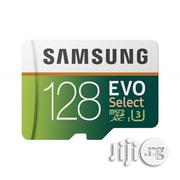 Samsung 128GB Microsd EVO Select Memory Card | Accessories for Mobile Phones & Tablets for sale in Lagos State, Lagos Island
