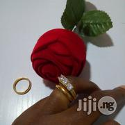 Vera Zircon Micro Paved Gold Wedding And Engagement Ring 02 | Wedding Wear for sale in Lagos State, Lagos Mainland