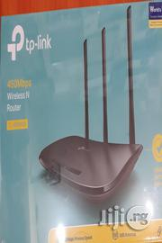 Tp-Link 450mbps Wireless N Router | Networking Products for sale in Lagos State, Ikeja