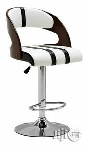 A Beautiful Leather/Wood Bar Stool | Furniture for sale in Abuja (FCT) State, Wuse