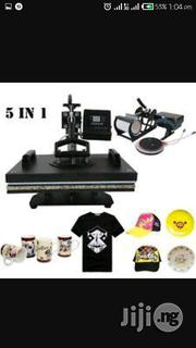 5in1 Heat Press Machine | Printing Equipment for sale in Lagos State, Lagos Island