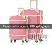 Trunk Box Luggage - Pink | Bags for sale in Lagos State, Lagos Island