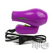 Nova Foldable Hair Dryer - Purple | Tools & Accessories for sale in Lagos State