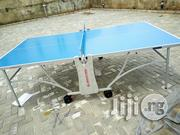 Outdoor Table Tennis Board American Fitness | Sports Equipment for sale in Lagos State, Ikeja