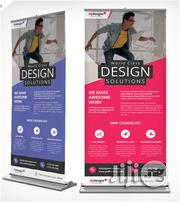 Roll Up Banner | Computer & IT Services for sale in Lagos State, Ikeja