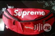 Original Gucci / Louis Vuitton Supreme Leather Waist Purse | Bags for sale in Lagos State, Surulere