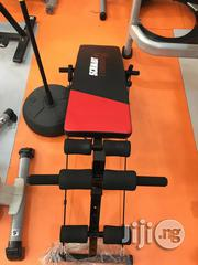 Sit Up Bench With Dumbbell | Sports Equipment for sale in Lagos State, Ikeja