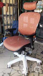 Supreme Brand All Net Executive Office Chair | Furniture for sale in Lagos State, Lekki Phase 1