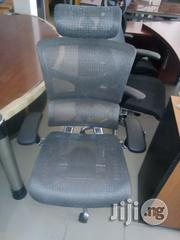 Superb All Net Executive Office Chair | Furniture for sale in Lagos State, Lekki Phase 1