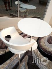 A White Discusion Table With Chair | Furniture for sale in Abuja (FCT) State, Wuse