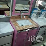 Executive Stainless Wash Hand Basin Cabinet | Plumbing & Water Supply for sale in Lagos State, Surulere