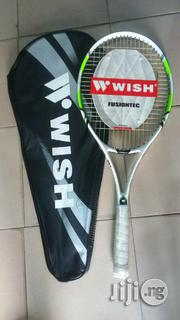 Wish Long Tennis Racket | Sports Equipment for sale in Lagos State, Ikeja