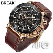 Break Chronograph Watch Gold Watches | Watches for sale in Lagos State