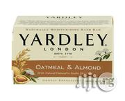Yardley London Oatmeal & Almond Bar Soap (120g) | Bath & Body for sale in Lagos State, Ikeja