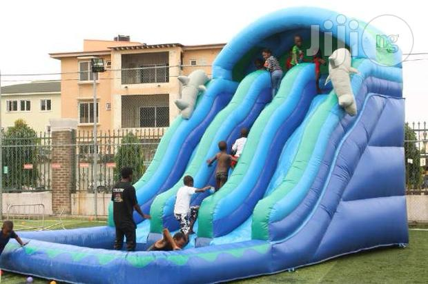 Bouncing Castle And Slides For Sale Or Rent