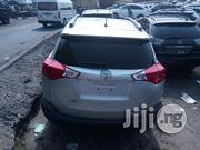 Tokunbo Toyota RAV4 2014 Silver | Cars for sale in Lagos State, Apapa